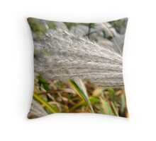 Here's Grass in Your Eye!! Throw Pillow