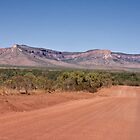 Gibb River Road and the Cockburn Range by Robert Elliott