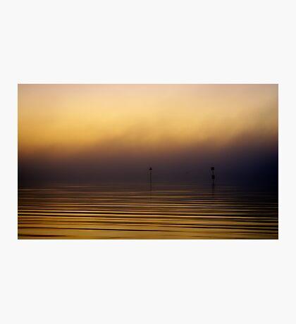 Blind Bight Photographic Print