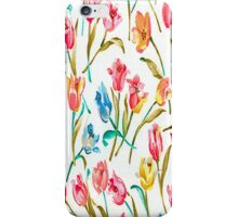 Flower iPhone 4/4S Skin iPhone Case/Skin