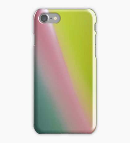 colour haze iPhone Case/Skin
