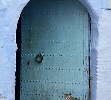 Blue Door by Camilla