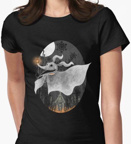 Zero the Hero Womens Fitted T-Shirt