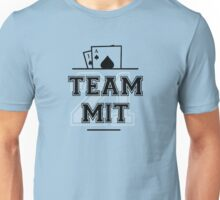 Team MIT - Blackjack 21 (black) T-Shirt
