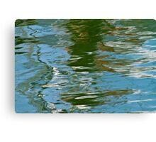 Reflection 11 Canvas Print