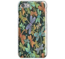 Dragonfly Magic iPhone 4/4S Case iPhone Case/Skin