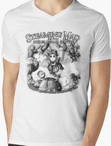 Steaming Mad Boiler Repair Mens V-Neck T-Shirt