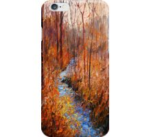 End Of Autumn iPhone Case iPhone Case/Skin