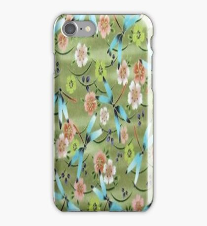 Flight of the Dragonflies iPhone Case iPhone Case/Skin