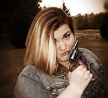 Danni Get Your Gun by Sanguine