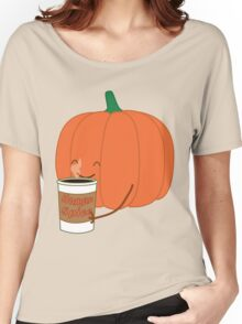 Human Spice Latte Women's Relaxed Fit T-Shirt