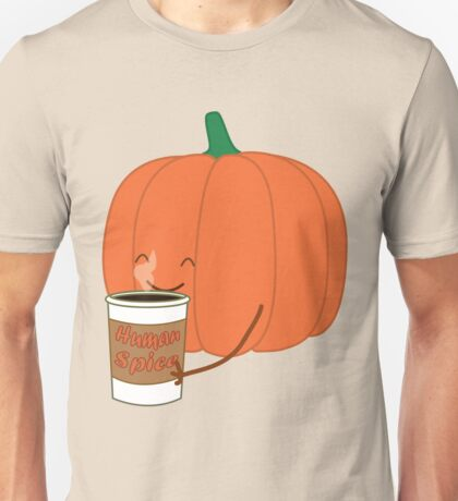 Human Spice Latte Unisex T-Shirt