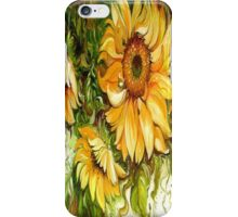 Sunflowers iPhone Case iPhone Case/Skin