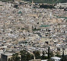 Fes View by Camilla