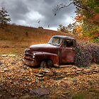 Old Truck by Amy Jackson