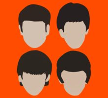 The Beatles - Minimalistic Kids Clothes