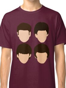 The Beatles - Minimalistic Classic T-Shirt