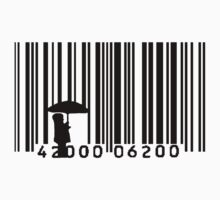 Umbrella Barcode (Black) by ceejsterrr