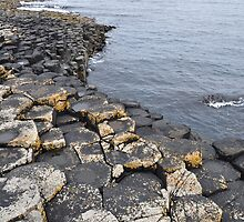 Giant's Causeway, County Antrim, Northern Ireland by LESpiker