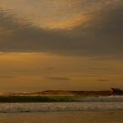 East Coast Sunrise by Michael Walters