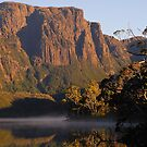 Lake Judd Sunrise  by Michael Walters