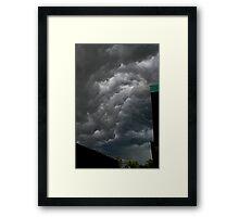 Summer Storm 2010 Framed Print