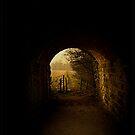 Through the Railway Bridge by MJmerry