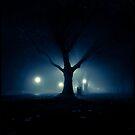Misty Blues by MJmerry