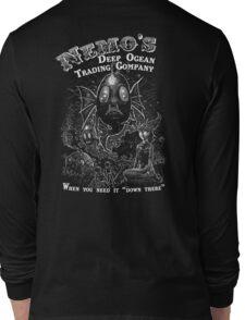 Nemo's Deep Ocean Trading Company Long Sleeve T-Shirt