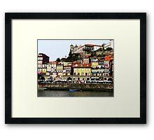 Lisbon, Portugal Framed Print