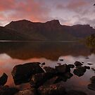 Lake Judd Sunset by Michael Walters