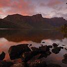 Lake Judd Sunset by Michael Walters