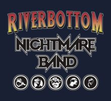 Riverbottom Nightmare Band One Piece - Long Sleeve