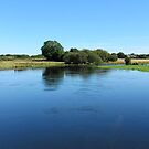 Flooded Meadows by Ian Ker