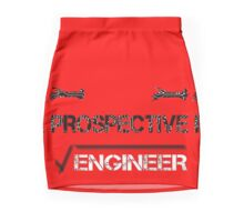 Prospective Engineer Mini Skirt