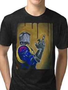 Cobra Commander Tri-blend T-Shirt