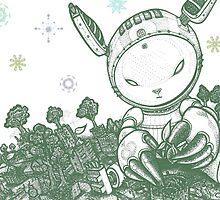 Urban Renewal winter holiday by Adew