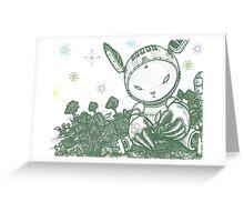 Urban Renewal winter holiday Greeting Card