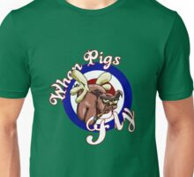 Pigs Fly Unisex T-Shirt