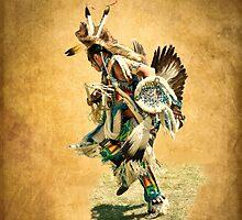 Indian Dance by Benjamin Gelman