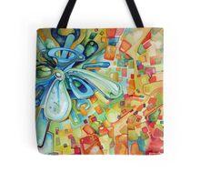Estimating - Watercolor Painting Tote Bag