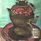 Especially Russian(Samovar) by RobynLee