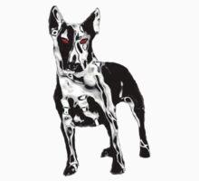 Metal Dog One Piece - Short Sleeve