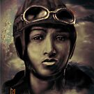 BESSIE COLEMAN ;ON A WING AND A PRAYER ! by razar1