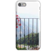 l'estate stà finendo.....fiori  iPhone Case/Skin