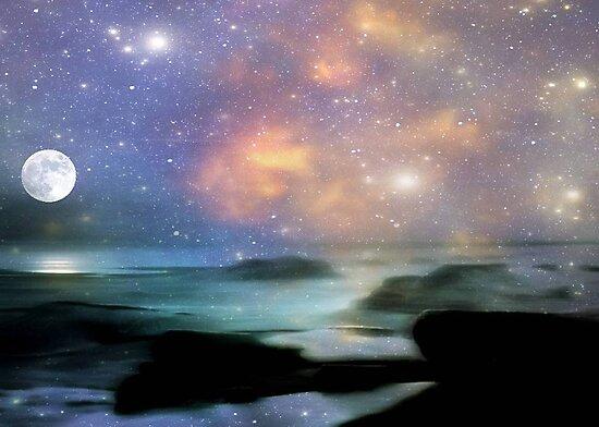 Ocean Magic © by Dawn M. Becker