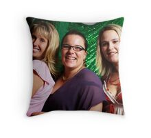 Extend the family Throw Pillow