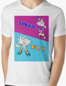Team: Future Mens V-Neck T-Shirt