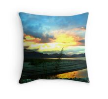 Mead Throw Pillow