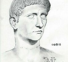 Claudius by Christopher Colletta